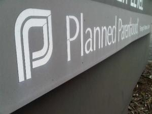 Planned Parenthood in Winston-Salem (Photo courtesy of Justin Quesinberry/WFMY News 2)