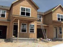 Construction of Bragg homes focus of two probes