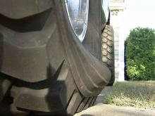Authorities investigate tire slashing cases