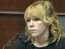 Slain teen's girlfriend testifies