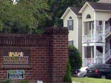 King's Grant Condominiums in Fayetteville