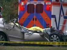 Report: Teens were speeding before fatal north Raleigh wreck