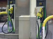 Officials shut off pumps at Raleigh gas station
