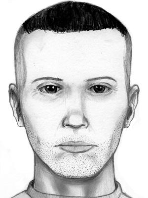 A composite of the suspect wanted in connection with the sexual assault of a Fayetteville woman on Sept. 23, 2010.