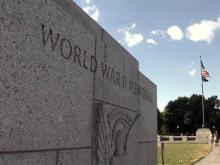 WWII vet excited about visiting memorial in D.C.