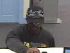 Chapel Hill police are searching for a man who robbed a BB&T bank on East Rosemary Street on Oct. 5, 2010. The FBI believes the man is responsible for a string of bank robberies in the Triangle.