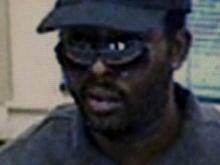 Serial bank robber strikes again