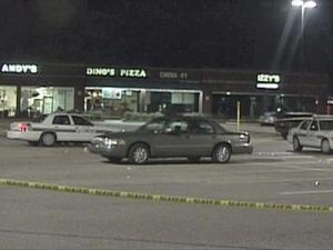 Fayetteville police said that three people were shot in the parking lot of a strip mall named Andrews Commons, 150 Andrews Road, around 2 a.m. Sunday, Oct. 24, 2010.