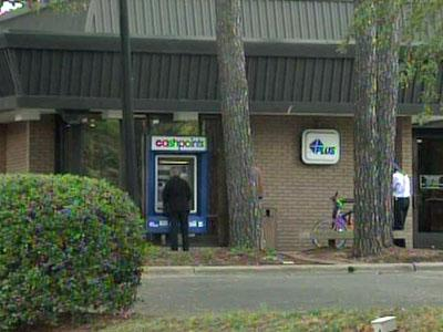 A woman as robbed outside the State Employees Credit Union at 110 S. Elliott Road in Chapel Hill on Nov. 5, 2010, police said.