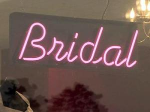 A Bridal World, 6350-103 Plantation Center Drive, agreed to donate free dresses as part of Brides Across America.