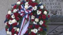 Miltary wreath
