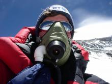 Raleigh native reaches highest peaks