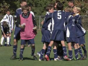 Triangle a hub for traveling soccer teams