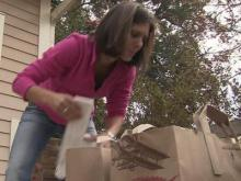 PORCH program collects food for needy