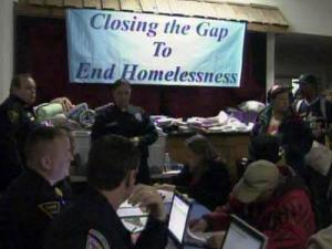 The Fayetteville Police Department sponsors the Homeless Reunification Program, which aims to send local homeless residents back to their families and put them in touch with treatment programs.