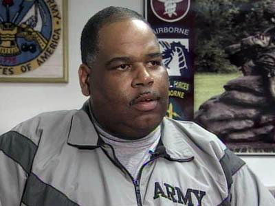 Sgt. Alonzo Lunsford was on duty at Fort Hood, Texas, on Nov. 5, 2009, when, authorities say, a fellow soldier opened fire, killing 13 people and injuring more than 30 others.