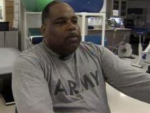 Army Sgt. Alonzo Lunsford, Fort Hood shooting victim
