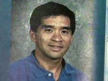Fuquay-Varina High School teacher Robert Ken Lee