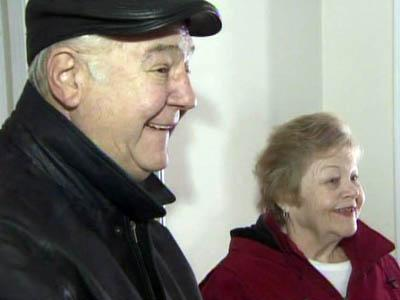 Robert and Shirley Metera said they had to wear coats inside their Clayton home because the power was out for about 30 hours on Dec. 26-27, 2010.
