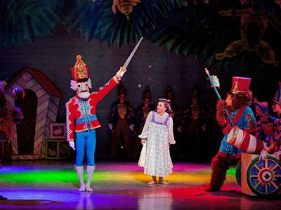 "WRAL-TV will broadcast the School of the Arts' production of ""The Nutcracker"" filmed earlier this month at the Stevens Center in Winston-Salem."