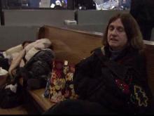 Delay, cold depot irk Amtrak passengers