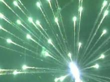 Fayetteville celebrates New Year in Festival Park