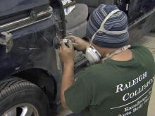 Business booms at body shops after December snowstorm