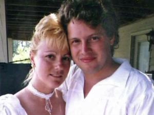 Cindy Burnham and Rick Allen