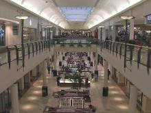 Triangle malls close early for winter weather
