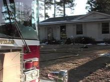 Fayetteville bus driver dies in house fire