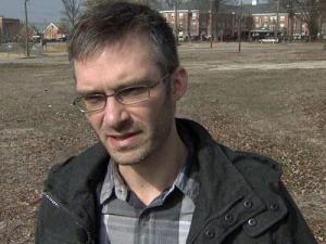 City Farm spokesman Joshua Whiton