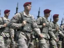 Fort Bragg soldiers deploying to Iraq