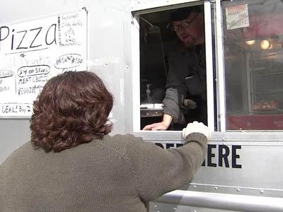 Food trucks lobby for downtown Raleigh access