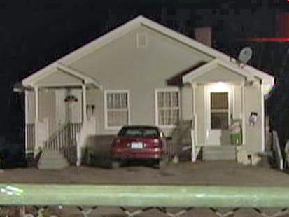 A man was killed during a shoot-out with members of the U.S. Marshals Task Force Thursday night in Durham.