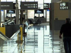 The south concourse of Terminal 2 at Raleigh-Durham International Airport opened on Jan. 22, 2011.