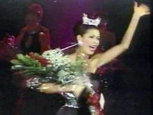 Rebekah Revels won the 2002 Miss North Carolina contest