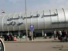 The Cairo airport was at capacity Monday as thousands of foreigners tried to flee the chaos.