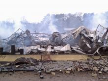 Warrenton fire prompts evacuations
