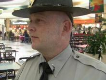 Trooper saves life of choking man