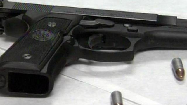 Handgun generic, firearm
