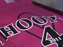 Athens Drive senior gears up for 4th Hoops for Hope