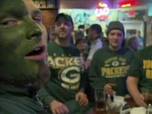 Packers fan Kevin Page