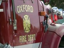 Forklift operator causes gas leak in Oxford