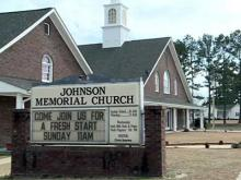 Church break-ins reported near Benson