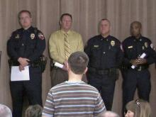 Cary leaders discuss safety with residents