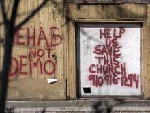 Fate of Fayetteville church hangs in balance