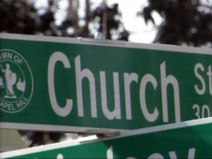 A man broke into two homes on Church Street and Pritchard Avenue in Chapel Hill on Feb. 25, 2011.