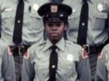 Maj. Cassandra Deck Brown was one of four women in her class at the police academy.