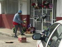 Community mourns slain store owner in Rocky Mount