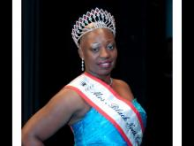 Sandra Dubose-Gibson, a married mother of two girls, was selected as the 2011 Mrs. Black North Carolina at a pageant in Raleigh Saturday, March 26, 2011. Twelve years ago, at age 25, Dubose-Gibson lost all her hair to alopecia, a disease that causes the body's immune system to attack hair follicles.